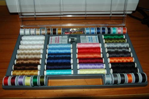 Sewing Threads from Lidl