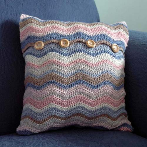 Ripple cushion
