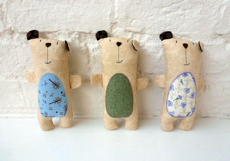Wonky Bears